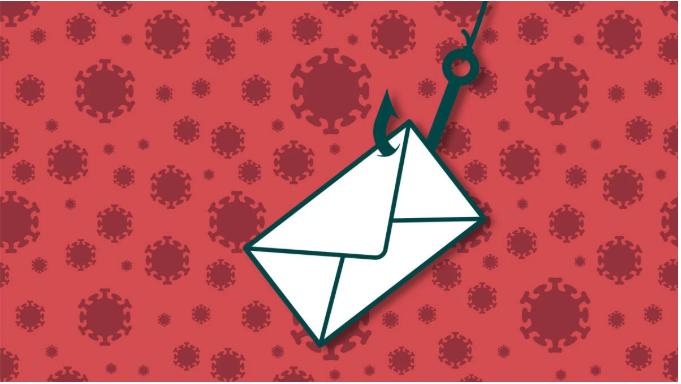 avoiding coronavirus phishing scams