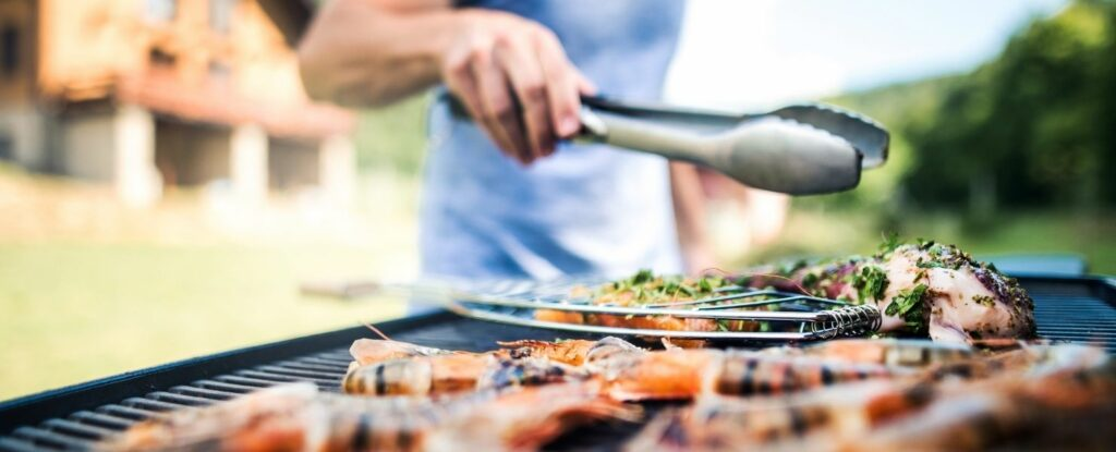 getting serious about your bbq is one of our favorite outdoor activities to do after you've been vaccinated