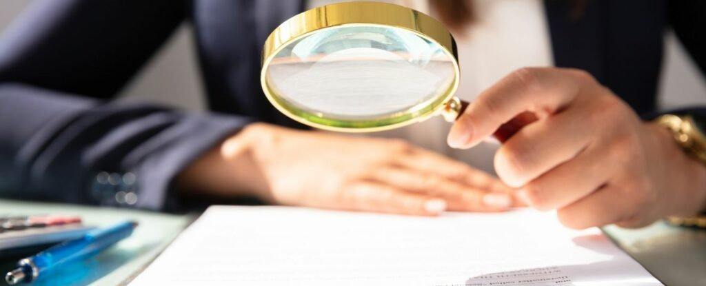 this magnifying glass with light is one of our favorite apps for older adults