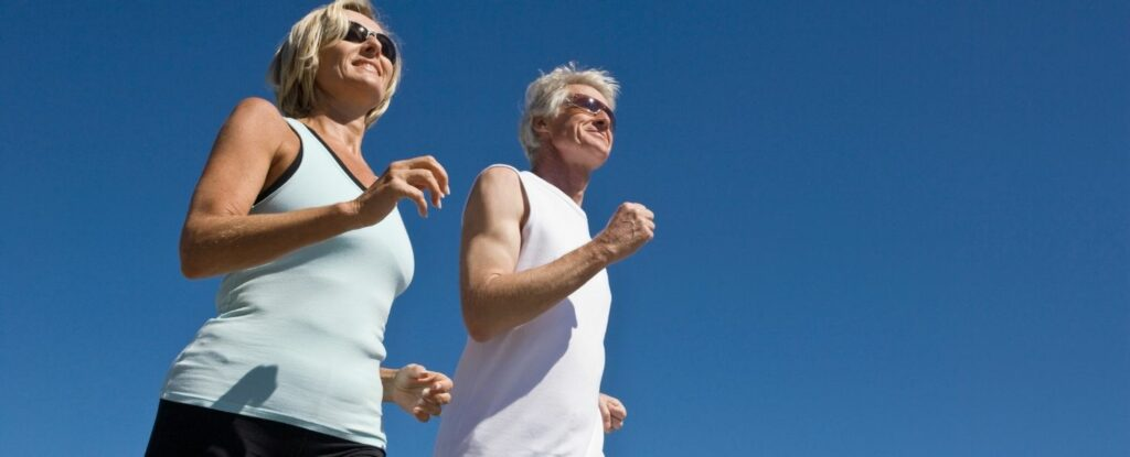stay healthy for spring by moving more, going on walks, taking up yoga, or really any physical activity for 30 minutes each day