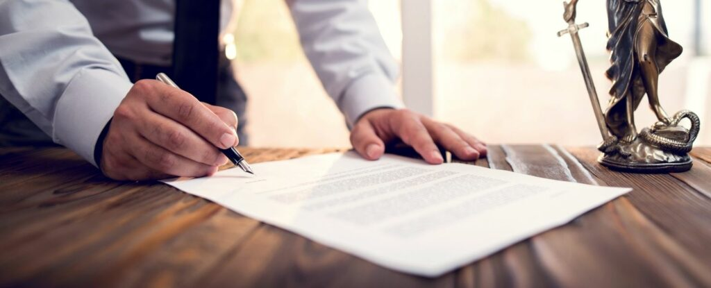 paperwork is an important part of the estate planning checklist - you need to get your will created along with a medical directive, power of attorney, and a trust