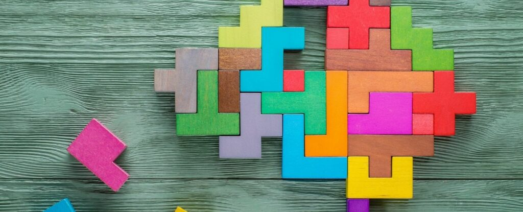 puzzles and brain exercises can greatly help with cognitive decline or MCI