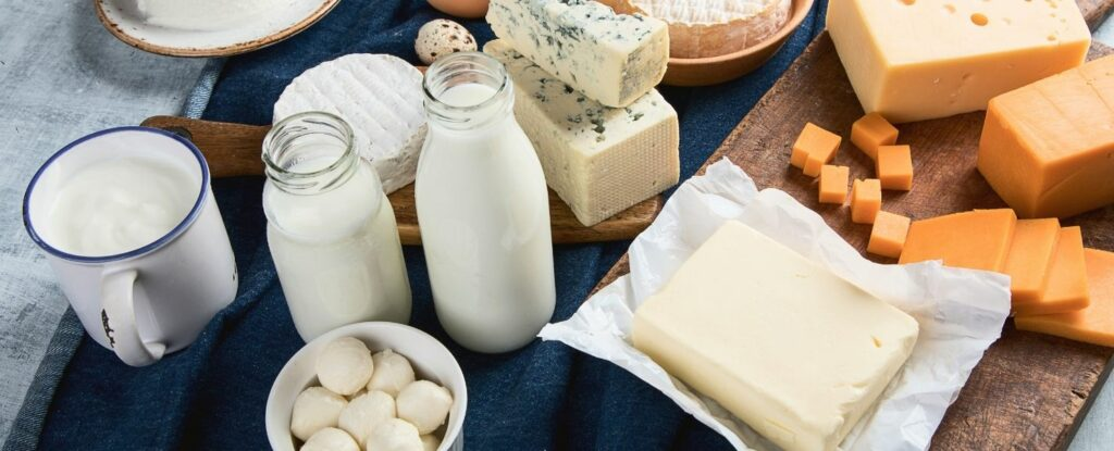 dairy is important for a healthy diet in your fifties