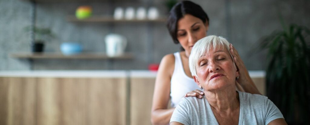 an in home masseuse can be a great way to help your loved one feel comfortable after surgery