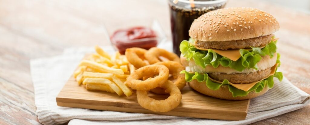 don't eat processed foods if you're trying to have a healthy diet at 50