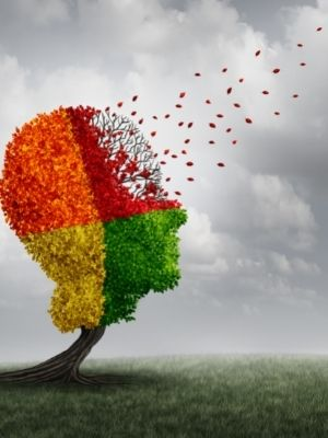 mild cognitive impairment or MCI can affect up to 20% of people over 65