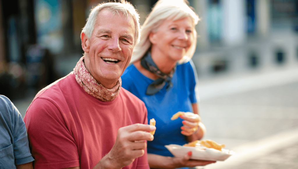 diet for over 70