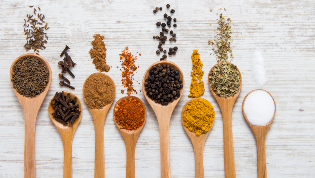 healthy spices for older adults