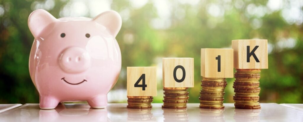 start budgeting for retirement today with a 401k