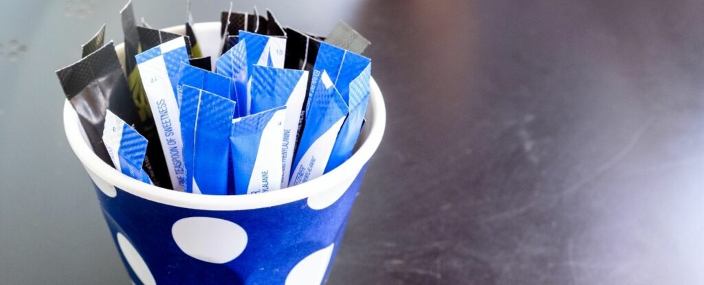 artificial sweeteners are rather ubiquitous when it comes to healthy sugar substitutes