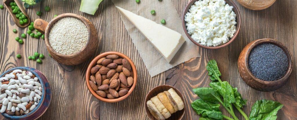 calcium is extraordinary for bone health