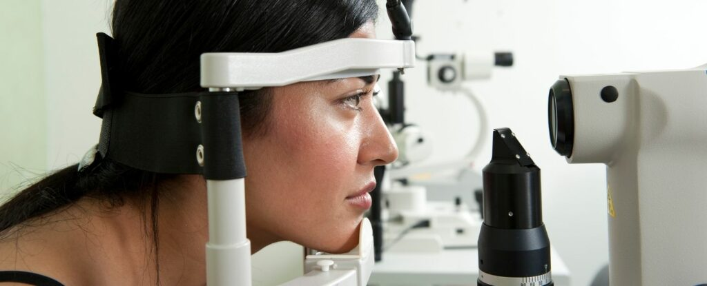 the best answer to how to keep your eyes healthy as you age is to get examined regularly