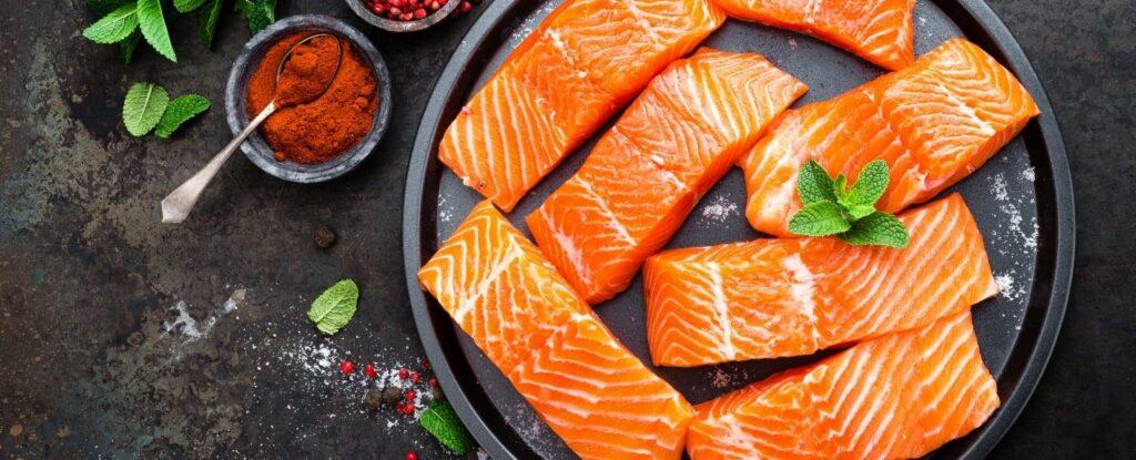 fatty fish is good for brain health
