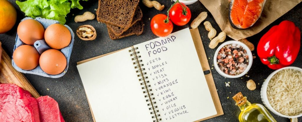 be sure to keep low fodmaps for your post surgery diet