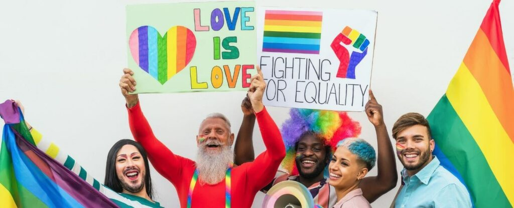 chosen family is important for older lgbt members