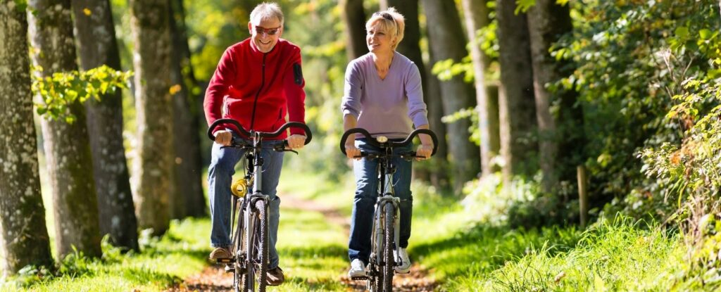 oddly enough, physical activity can help you keep your eyes healthy as you age