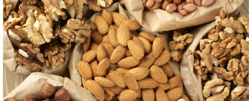 nuts are great for brain power, especially walnuts