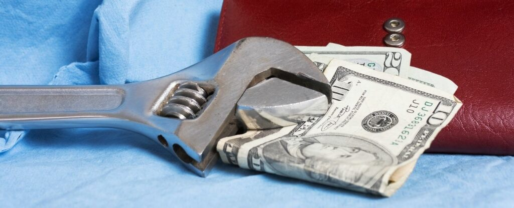 when budgeting for retirement its important to think about unplanned costs like repairs