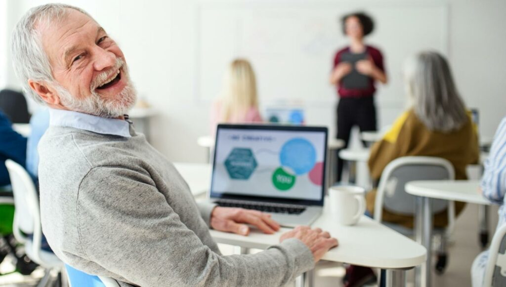 benefits of learning a new language as an older adult