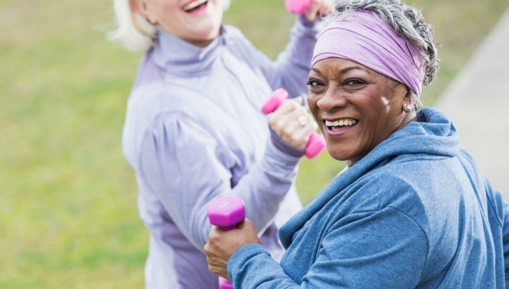 low intensity workouts for seniors