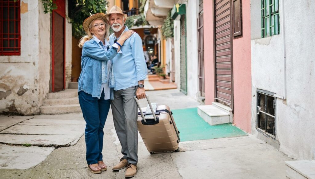 best vacation ideas for retired couples