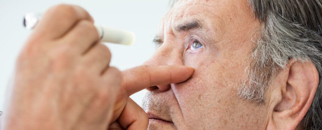 glaucoma is one of the most common Eye Conditions Associated With Aging