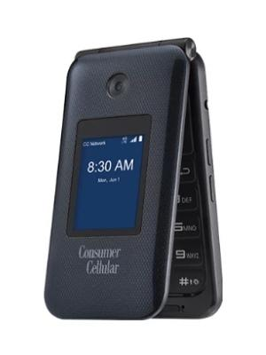 consumer cellular is one of the best flip phones for seniors due to the ease of use
