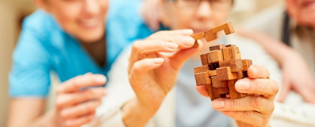 occupational therapy helps people with daily activities